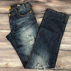 MEK Jeans - MEK DNM WOMENS MILO BOYFRIEND CUT LOE RISE JEANS